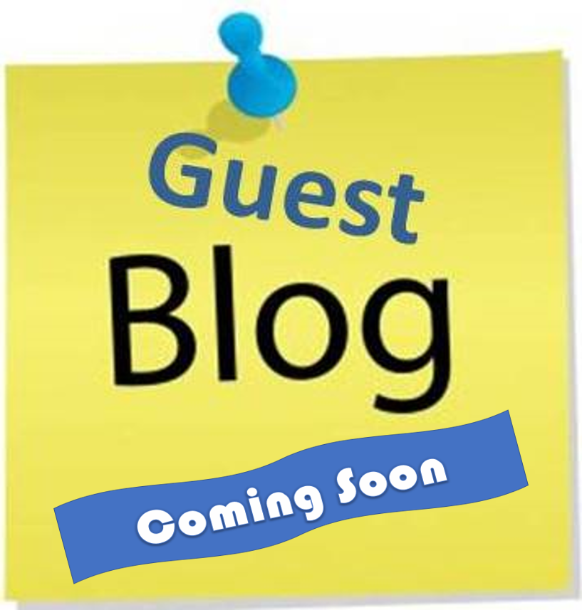 Guest post coming soon
