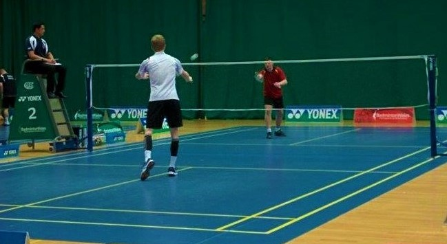 Badminton Singles - 6 Ways to improve your singles fitness