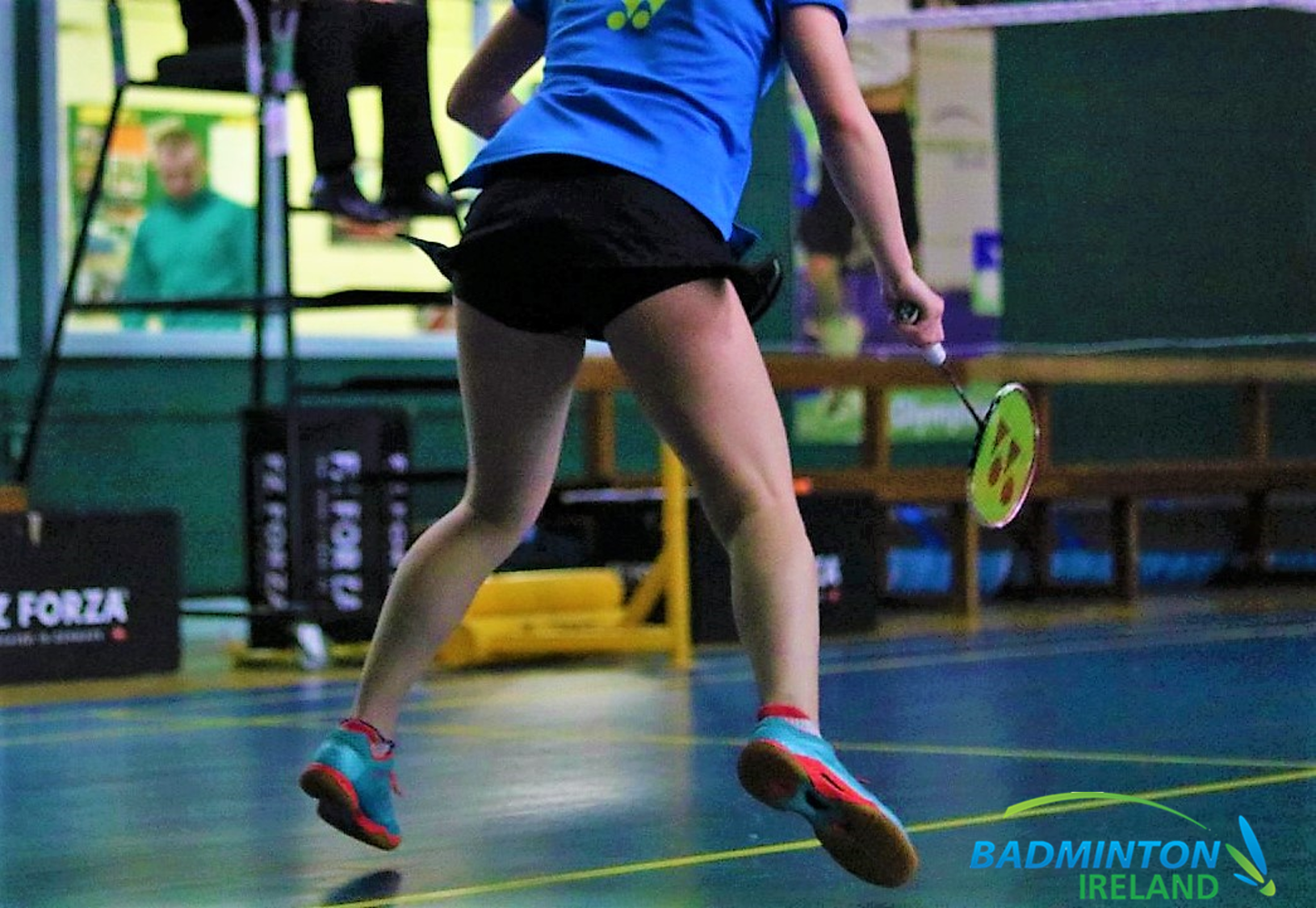 Pretension stance 2 - 6 Ways to improve your badminton movement