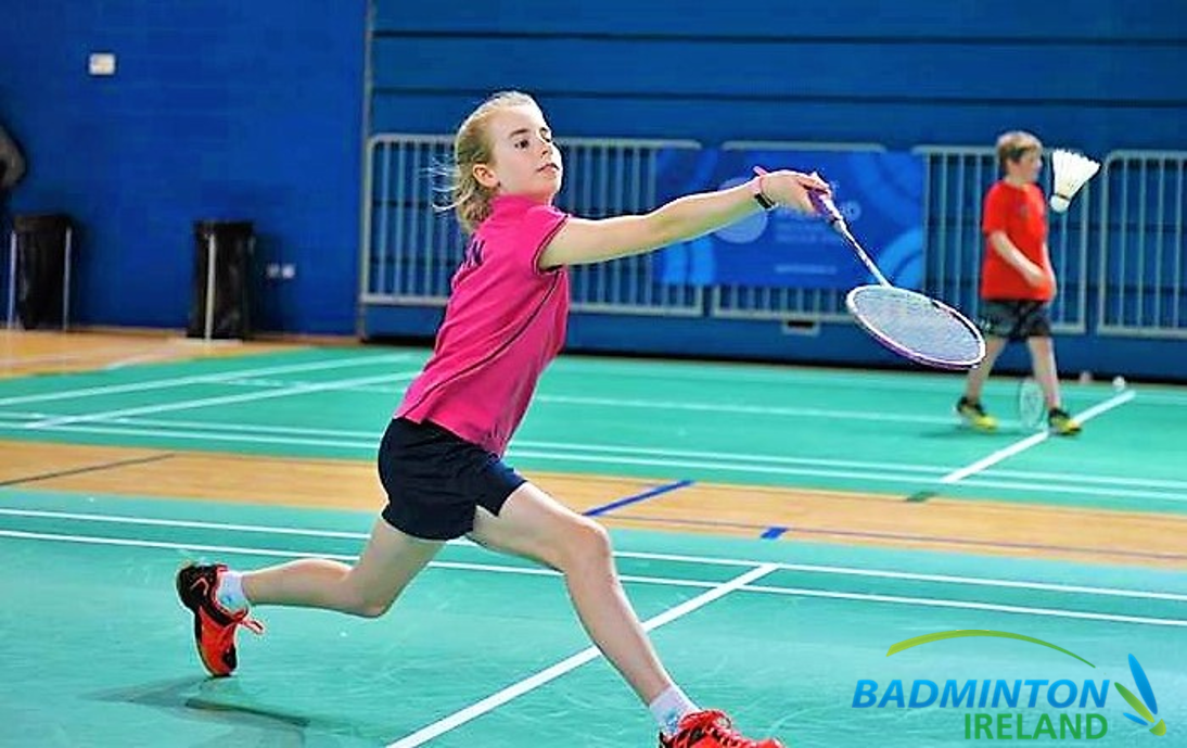 reaching out - 6 Ways to improve your badminton movement