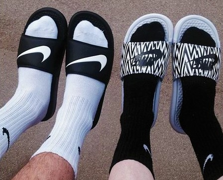 socks and sandles - 6 Ways to Look after your feet