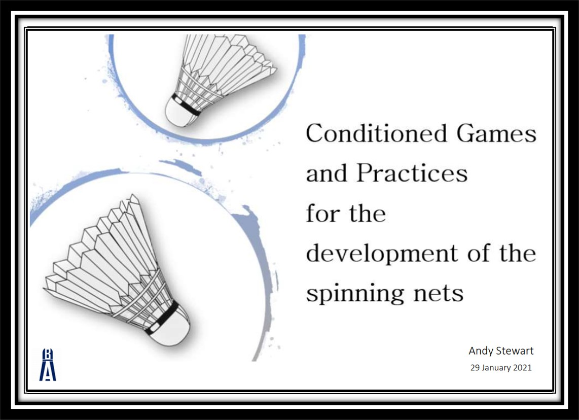 net spin practices